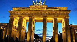 Berlin, the capital of Germany